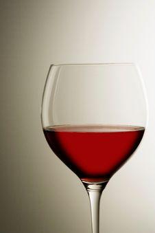 Free Wine Glass Royalty Free Stock Image - 18474756