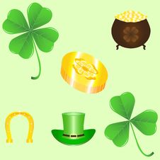 Free St. Patrick S Day Royalty Free Stock Photos - 18475628
