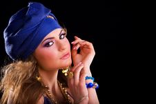 Free Beautiful Girl Royalty Free Stock Image - 18476346