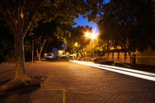 Free Hobart At Night Royalty Free Stock Image - 18476696