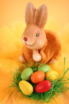 Free Easter Bunny Stock Image - 18476741