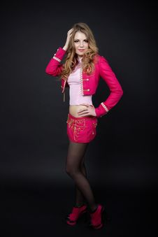Free Blonda Royalty Free Stock Photography - 18477127