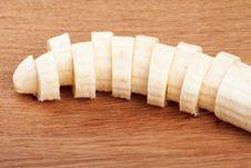 Free Tender Banana Slices Stock Photos - 18477143
