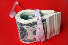 Free Dollar Royalty Free Stock Image - 18478776