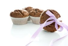 Free Chocolate Muffins Stock Photos - 18479293
