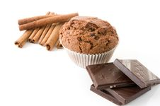 Free Chocolate Muffin Stock Photos - 18479323