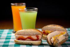 Free Hot Dog Stock Images - 18479624