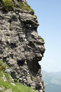 Free Human Face Rock Stock Photo - 18481080