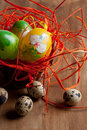 Free Easter Eggs Royalty Free Stock Image - 18481246