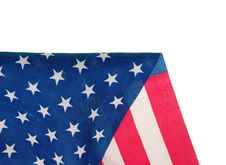 Free United States Flag Royalty Free Stock Photography - 18480577