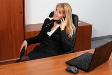 Free Businesswoman Stock Photography - 18481132