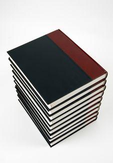 Free Stacked Volumes Royalty Free Stock Photos - 18481998