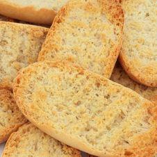 Free Crispbread Royalty Free Stock Photo - 18482875