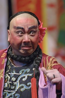 Free China Traditional Opera Actor Stock Images - 18485914