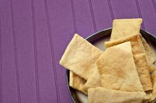 Free Pita Chip Snack Stock Image - 18485931
