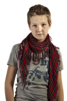 Free Portrait Of A Teenager Stock Photos - 18487003