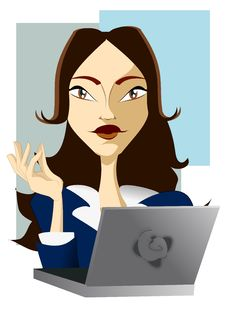Free Business Woman Stock Photos - 18487173