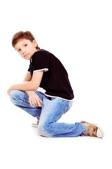 Free Boy Stock Photo - 18488120