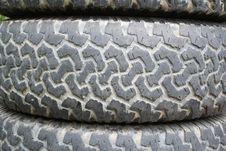 Free Tire Stock Photography - 18488272