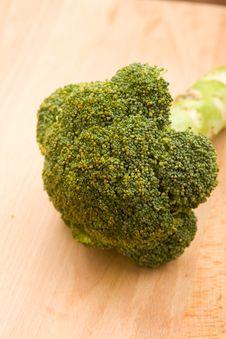 Free Broccoli Royalty Free Stock Photo - 18488995