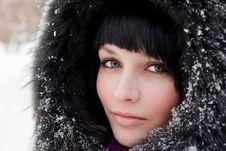 Free Winter Girl Stock Photos - 18489403