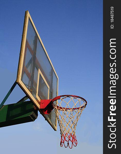 Basket ball hook