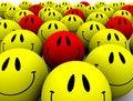 Free 3D Smiles Royalty Free Stock Image - 18490046