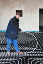 Free Underfloor Heating And Cooling Royalty Free Stock Photo - 18491305