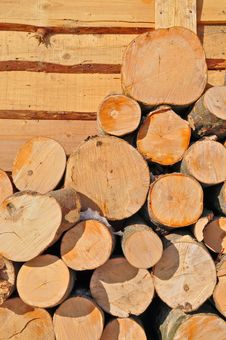Free Fire Wood Stock Images - 18493044