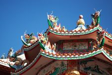 Free Chinese Temple Stock Photo - 18498380