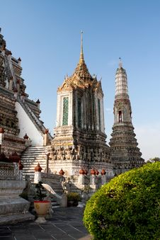 Free Wat Arun Stock Photography - 18498572