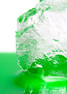 Free Ice Cube Royalty Free Stock Image - 18499486