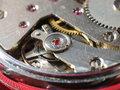 Free Clock Mechanism Royalty Free Stock Photos - 1859698