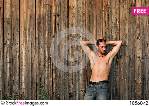 Free An Athletic Build Stock Photography - 1856042
