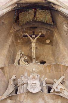 Free Crucification Stock Photo - 1850730