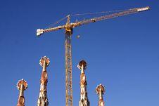 Free Cranes Stock Image - 1850861