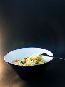 Free Bowl Of Noodle Royalty Free Stock Images - 1851599
