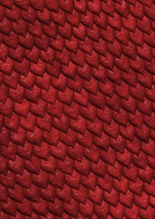 Free Snakes_texture_big_red Royalty Free Stock Image - 1851836
