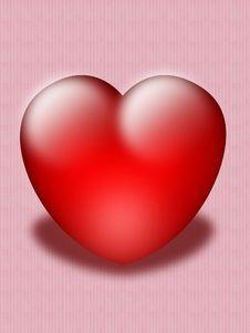 Free Volumable Heart Stock Image - 1852271
