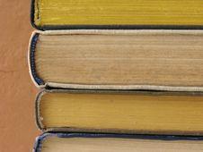Free Books Pile Royalty Free Stock Photos - 1852518