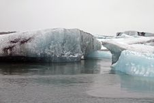 Free Jokulsarlon Lake Stock Photography - 1853082