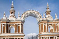 Free Triumphal Arch Royalty Free Stock Images - 1856419