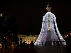 Free Christmas Plaza Stock Photography - 1857542