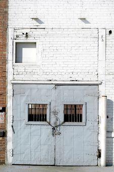 Locked Doors Stock Images