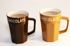 Free Hot Chocolate Milk Royalty Free Stock Image - 1859106