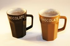 Free Hot Chocolate Milk Royalty Free Stock Image - 1859146