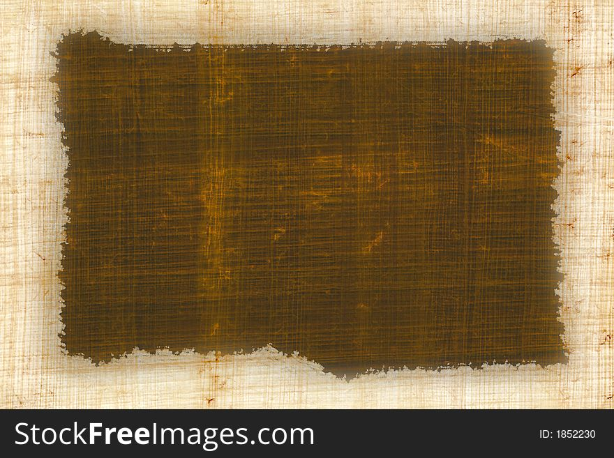 Papyrus Frame - Free Stock Images & Photos - 1852230 ...