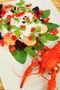 Free Salad Stock Image - 18501421