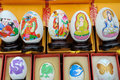 Free Egg Painting On Various Culture Visualize Stock Photography - 18502562