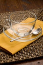 Free Empty Tea Cup Royalty Free Stock Image - 18502876